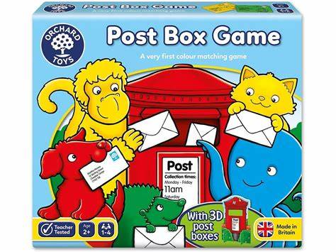 Orchard Post Box Game