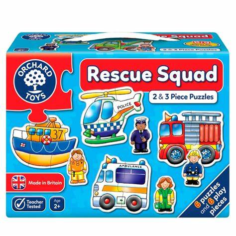 Orchard Rescue Squad