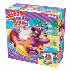 Load image into Gallery viewer, Tomy Fizzy Dizzy Hippo