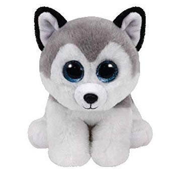 Load image into Gallery viewer, Ty Beanie Boos Buff Husky