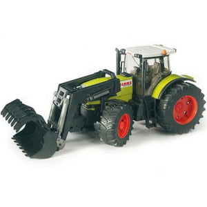 Bruder 03013 Claas Axion 950 with Frontloader