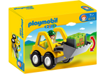 Playmobil 1.2.3. Excavator (Product No: 6775)