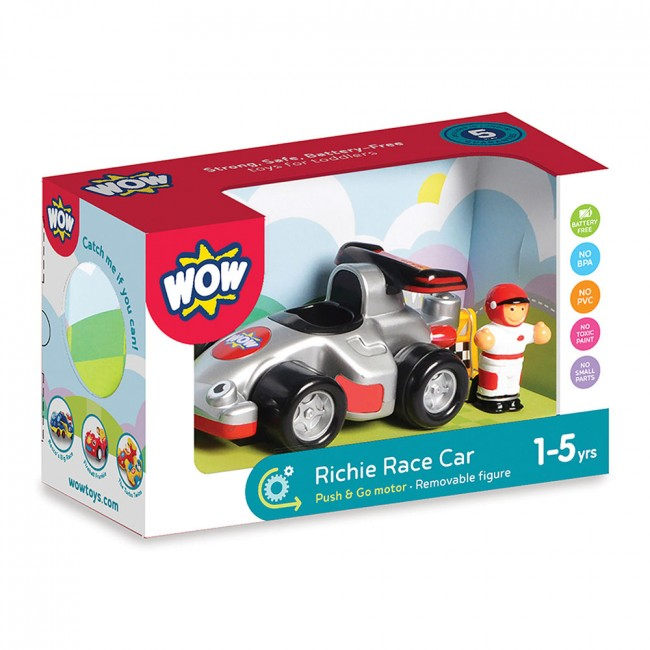 WOW Toys Ritchie Race Car