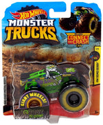Hot Wheels Turque Terror Monster Truck