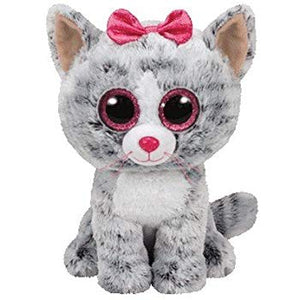 Load image into Gallery viewer, Ty Beanie Boos Kiki the Cat