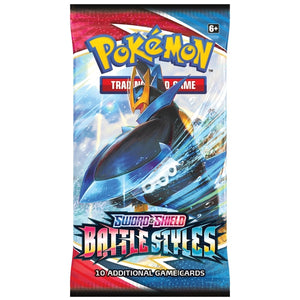 Load image into Gallery viewer, Pokémon TCG: Sword & Shield 5 Battle Styles Booster