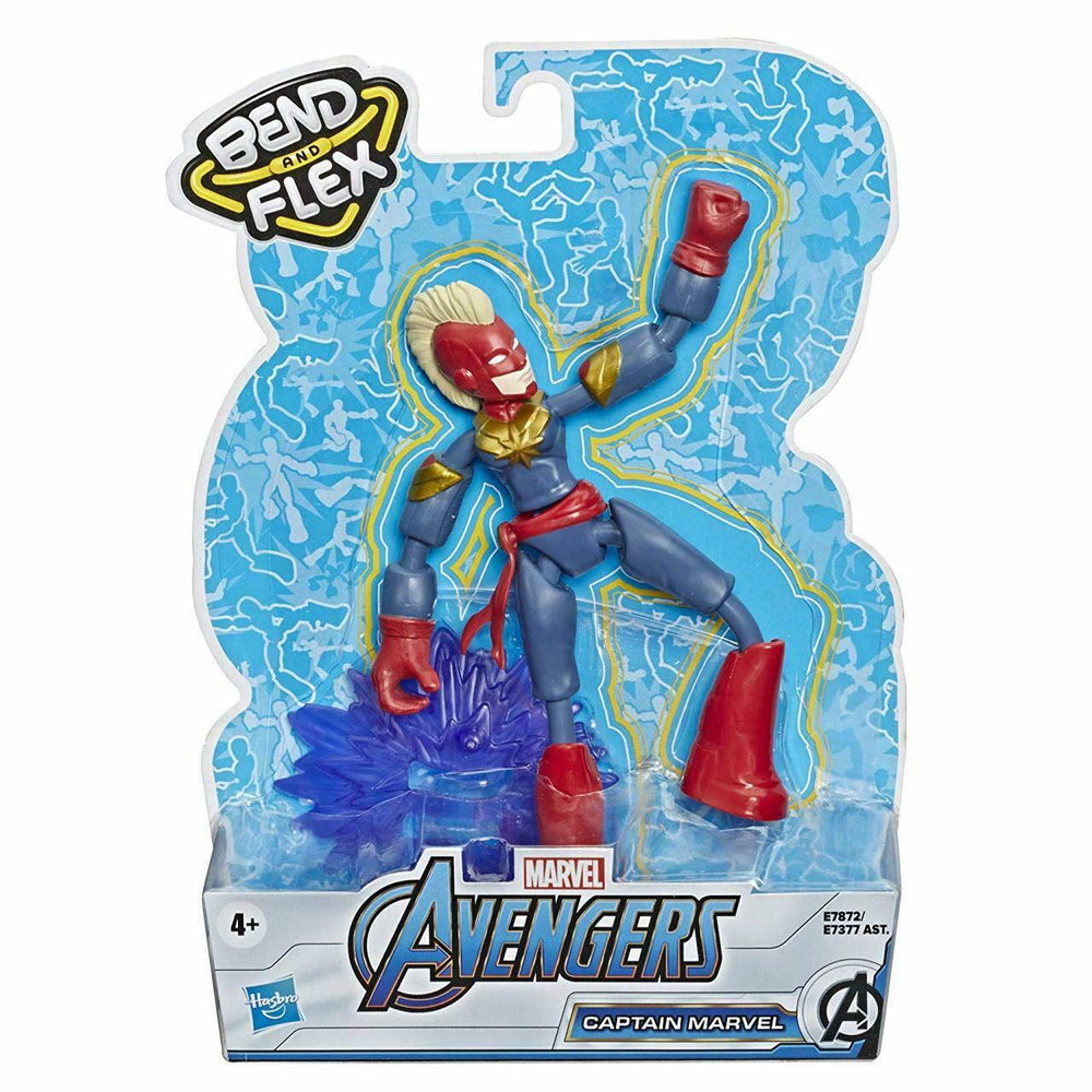 Hasbro Avengers Bend and Flex Captain America