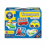 Orchard Transport Jigsaw Puzzle