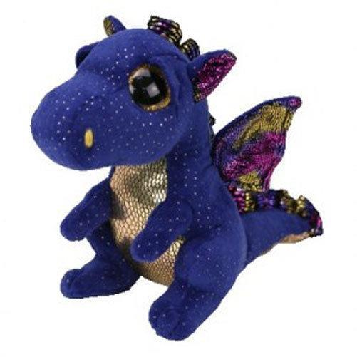 Ty Beanie Boos Saffire the Dragon