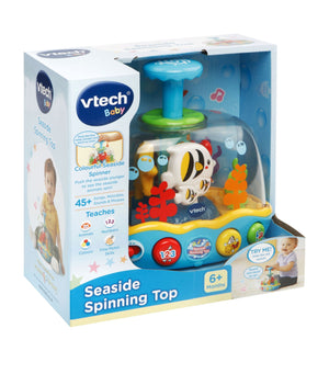 Load image into Gallery viewer, Vtech Seaside Spinning Top
