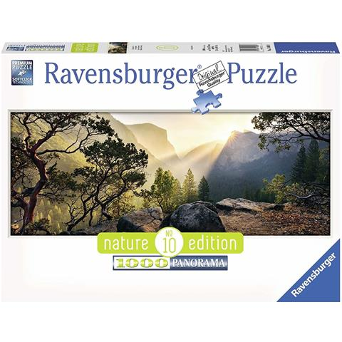 Load image into Gallery viewer, Ravensburger Puzzle Yosemite Park 1000 Piece
