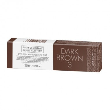 Dark Brown eyelash and brow tint 20ml