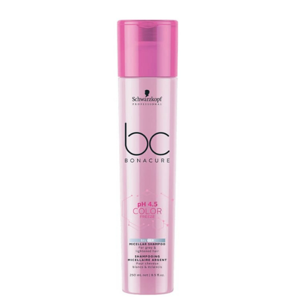 Schwarzkopf BC Color Freeze Silver Shampoo