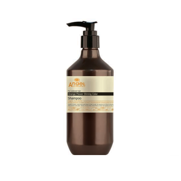 Angel Orange Flower Shining color Shampoo 400ml