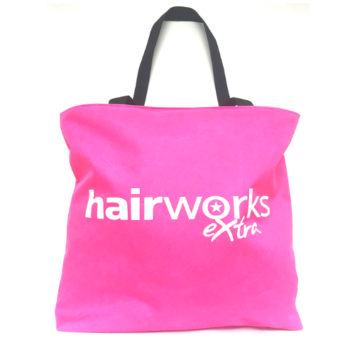 Hairworks Extra Reusable bag