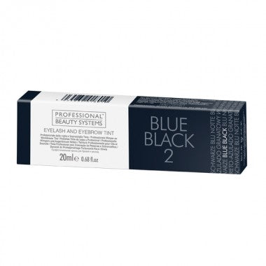 Blue Black Eyelash and brow tint 20ml