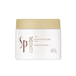 SP Luxe Oil Keratin Restore Mask 400ml