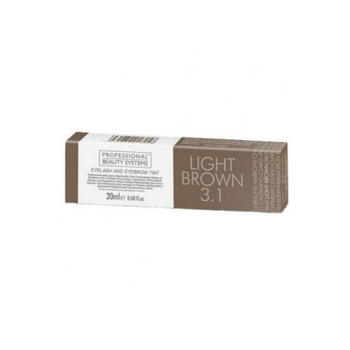 Light Brown Eyelash and brow tint 20ml