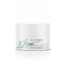 Load image into Gallery viewer, Wella NutriCurls Waves & Curls Mask