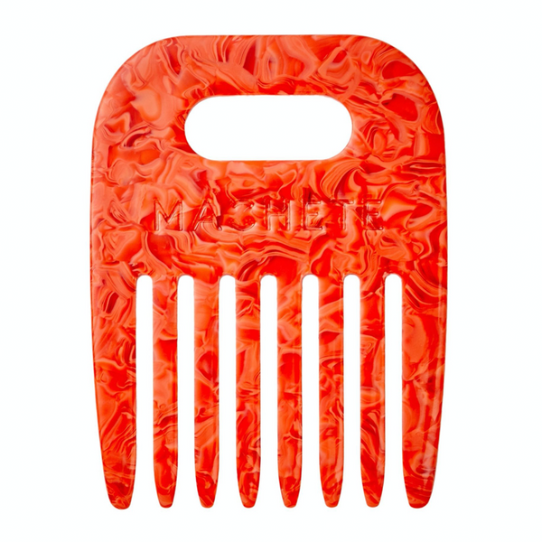 No. 4 Comb by Machete