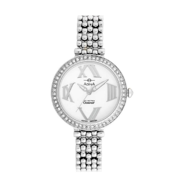 Adina Oceaneer Sports Dress Watch Ct109 S1Rb
