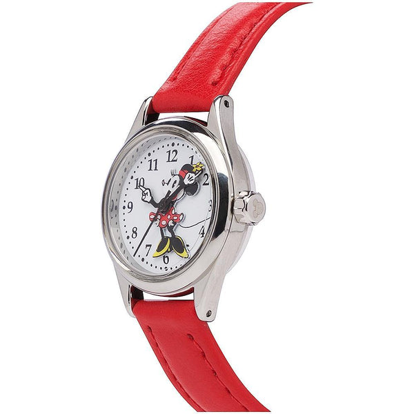 Disney Original Minnie Petite Red Watch
