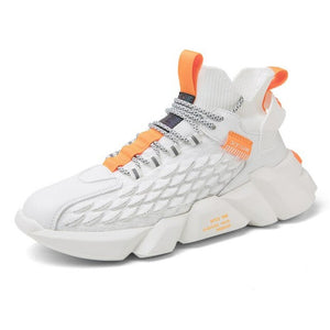 GINAN - VENUS39243925-white-orange-6-5VENUSstyles_shoesGINANEU 39 - UK 6 - US 7GINAN
