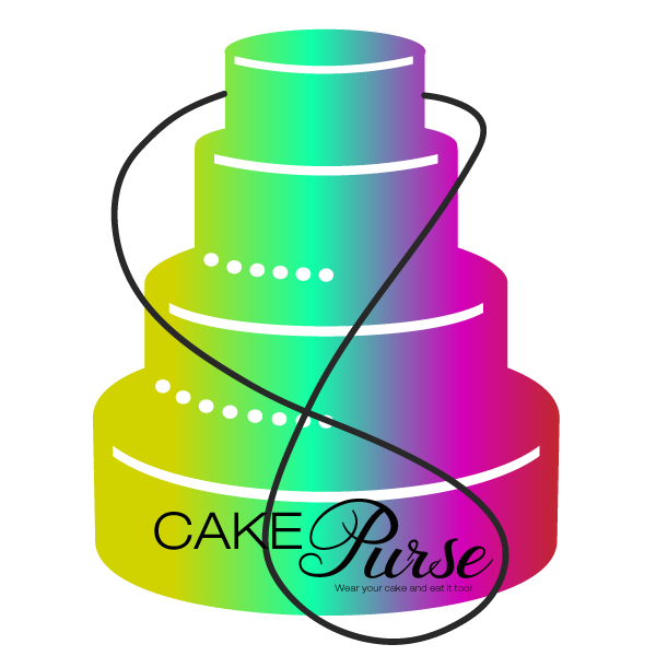 Cake Purse Logo by Candy Marlo, Ms Candy Blog