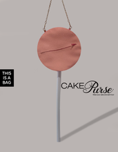 Load image into Gallery viewer, Cake Pop Purse | Cake Pop Handbag | Cake Pop Bag.