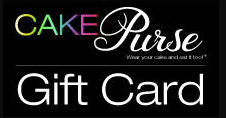 Gift Cards from Cake Purse.