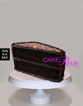 Load image into Gallery viewer, Cake Slice Purse | Cake Slice Handbag | Cake Slice Bag