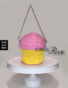 Cupcake Purse | Cupcake Handbag | Cupcake Bag.