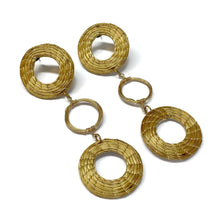 Charger l'image dans la galerie, Circles earrings