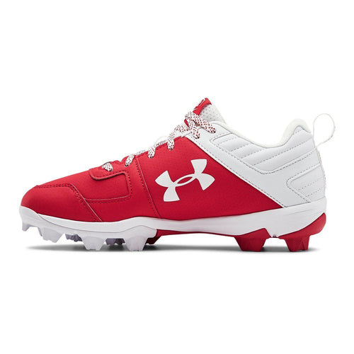 UA 2020 Adult Leadoff Low RM Red 3022071-600