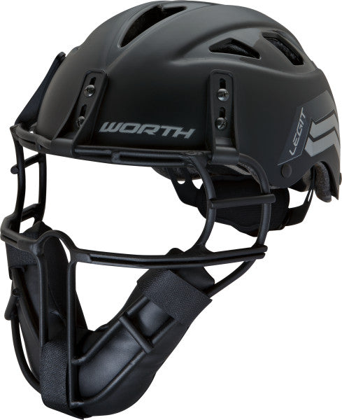 Worth Legit Pitcher's Facemask W00551546