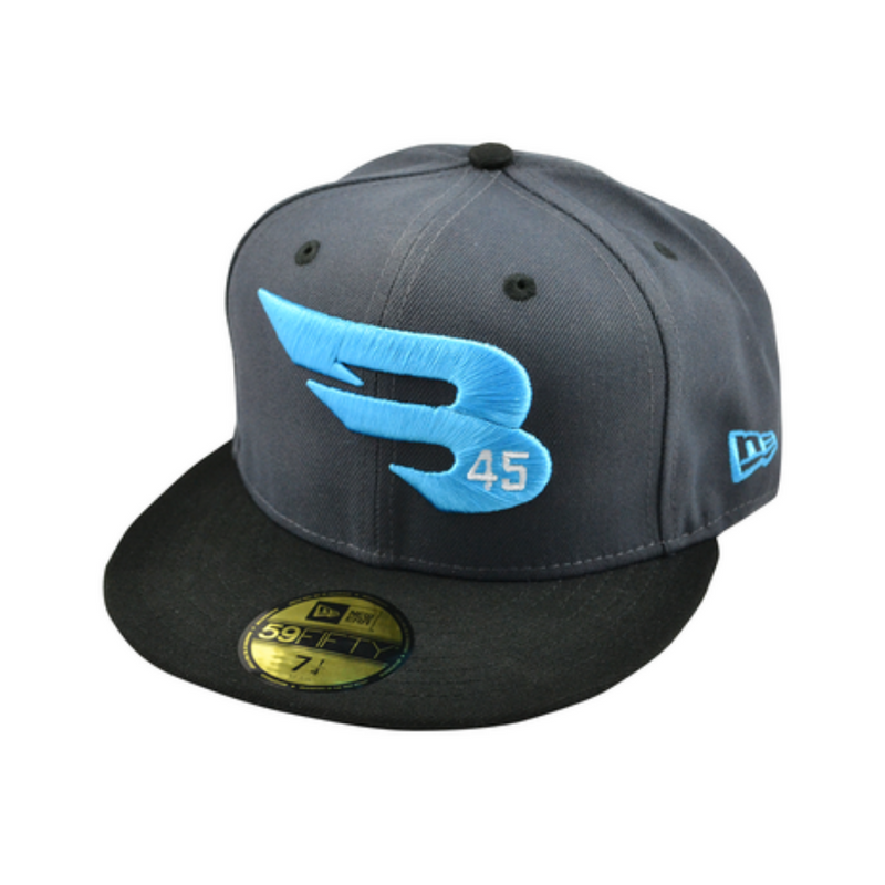 B45 New ERA 950 Snapback Grey/Black