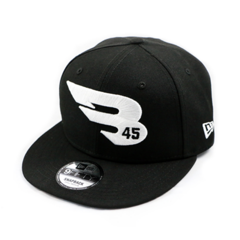 B45 New ERA 950 Snapback Black