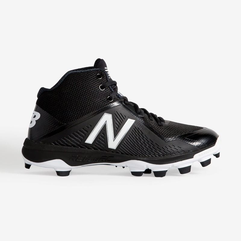 NB Mid Molded Cleats Black PM4040K4