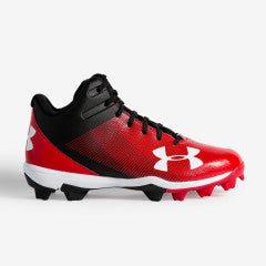 UA Leadoff Youth Mid Molded 1297314