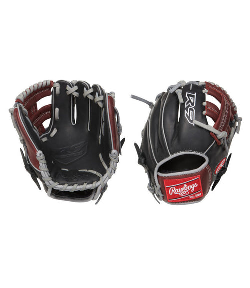 "Rawlings R9 Baseball 9.5"" Training Glove R9TR"