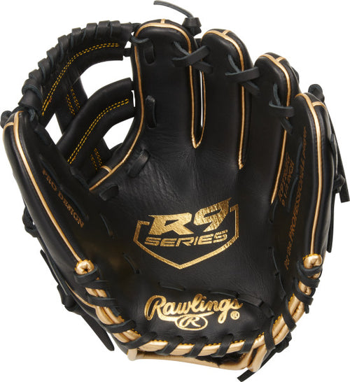 "Rawlings R9 Baseball 9.5"" Training Glove R9TRBG"
