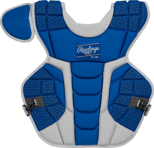 "Rawlings MACH Chest Protector - NOCSAE - Adult 17"" CPMCN"