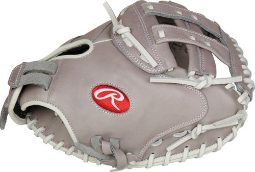 "Rawlings R9 Softball Catcher 33"" R9SBCM33-24G"