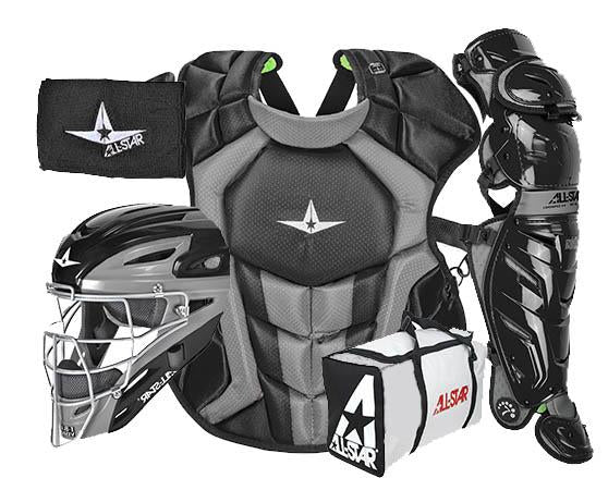 All-Star Youth Pro Catching Kit System 7 Axis 12-16 - Baseball 360