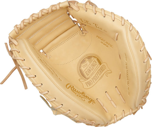 "Rawlings Pro Preferred Catcher's Glove 34"" PROSCM43C"