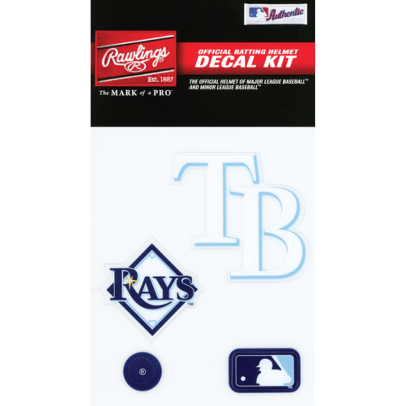 Rawlings Decal Kit MLBDC