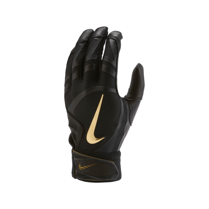 Nike Alpha Huarache Elite Batting Glove Black/Gold