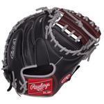 "Rawlings R9 Baseball 32.5"" Catcher's R9CM325BSG"