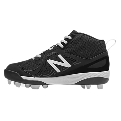 NB Youth Mid Black J3000BK5