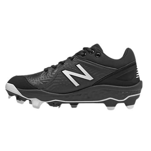 NB Low Molded Cleats Black PL3000S5